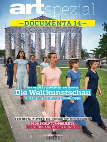 "ART-Spezial ""documenta 14"""