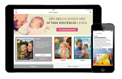 Eltern digital edition