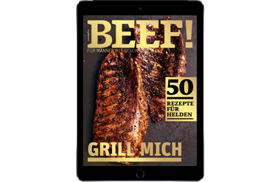 "Beef! App ""Grill mich"""